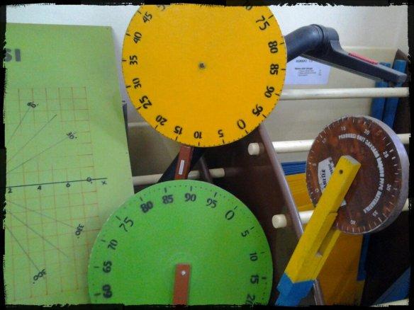 Roda Meteran, Centimeter