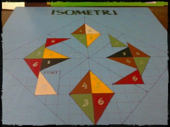 Alat Peraga Isometri