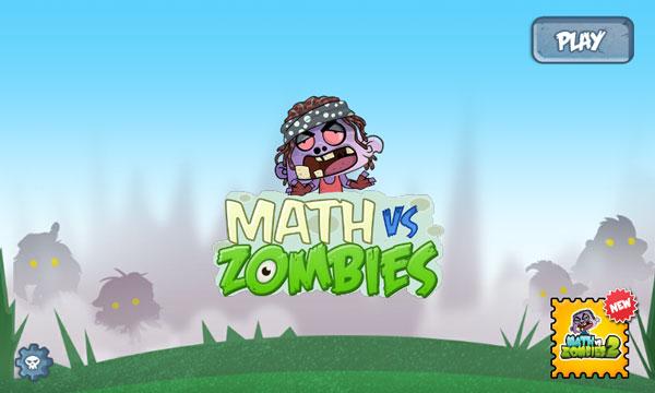 Math vs Zombie