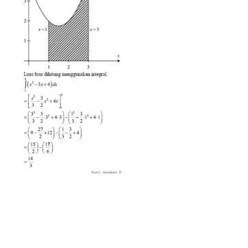 Soal Pembahasan Ujian Nasional Matematika Teknik 2016-16